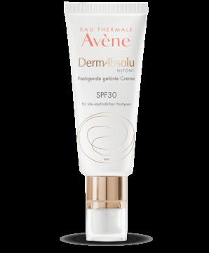 Eau Thermale Avène DermAbsolu getönte Anti-Aging Creme mit UV Schutz