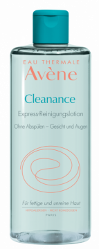 Cleanance Express-Reinigungslotion | Eau Thermale Avène