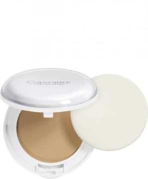 COUVRANCE Kompakt Creme-Make-up mattierend