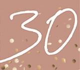 #happy30 – unsere aktuelle Geburtstagsaktion
