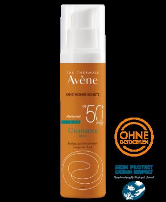 Cleanance SONNE SPF 50+
