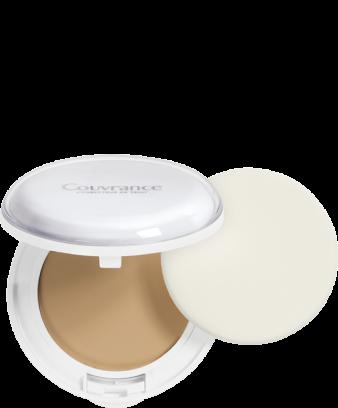 COUVRANCE Kompakt Creme-Make-up mattierend