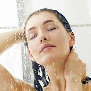 Richtig Duschen