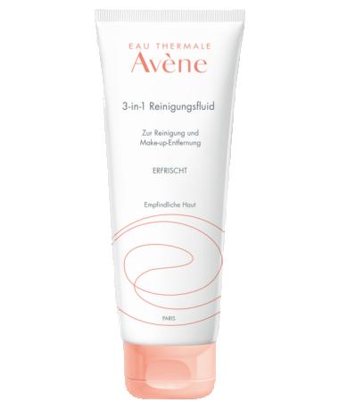 3-in-1-Reinigungsfluid 200 ml | Eau Thermale Avène