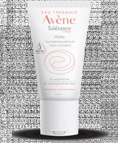 Eau Thermale Avène Tolèrance Extreme Gesichtsmaske für empfindliche und trockene Haut
