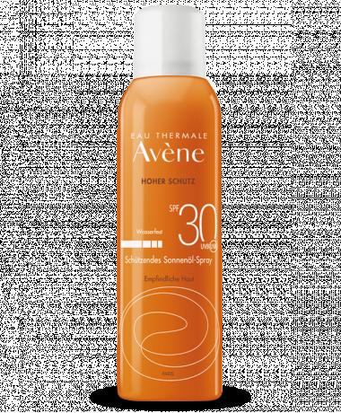 Eau Thermale Avène Schützendes Sonnenöl Spray SPF 30 200 ml