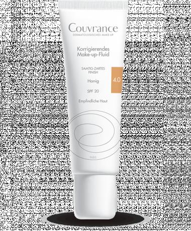 Korrigierendes Make-up Fluid Honig 4.0 30 ml