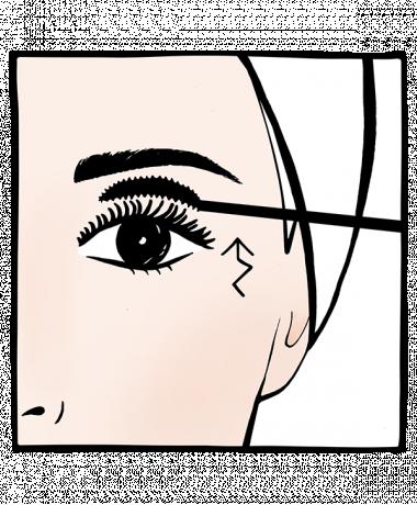 COUVRANCE Hochverträgliche Mascara