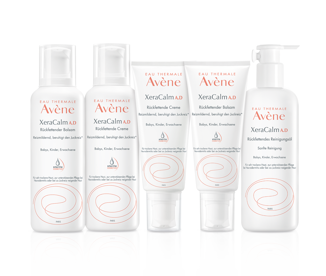 XeraCalm - Pflege bei Neurodermitis und zu Juckreiz neigender Haut   Eau Thermale Avène