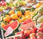Les fruits et légumes boosters d'hydratation