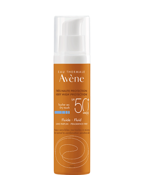 Sun Fluid Fragrance-Free SPF50+