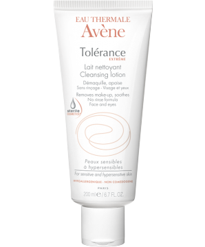 TOLERANCE CLEANSING LOTION