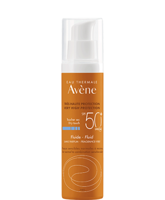 Sun Fluid Fragrance-Free SPF50+