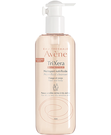 Trixera Nutri-fluid Cleanser 400 ml
