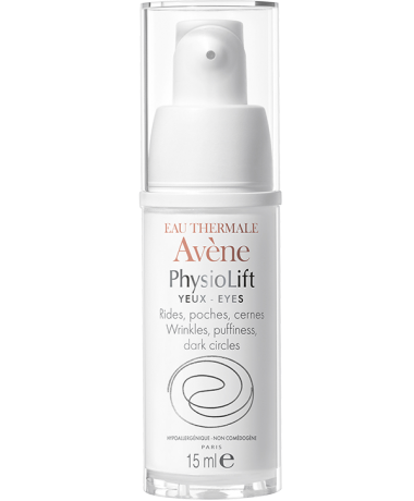 physiolift eyes wrinkles puffiness dark circles