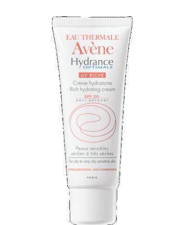 Hydrance Optimale Crema UV rica