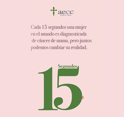 15 segundos AECC
