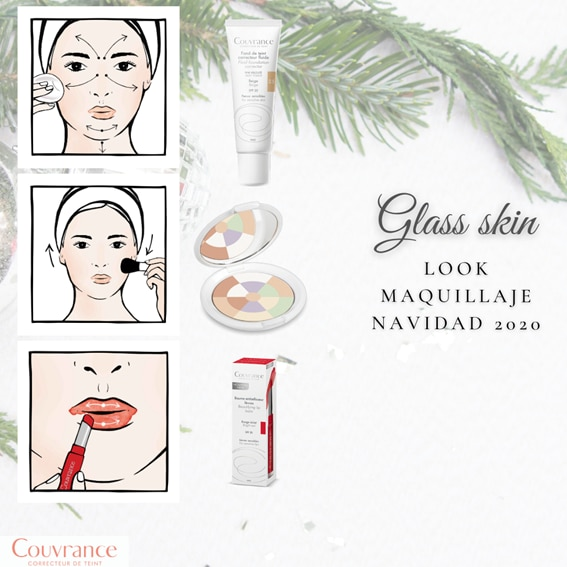 Rutina Maquillaje Glass Skin