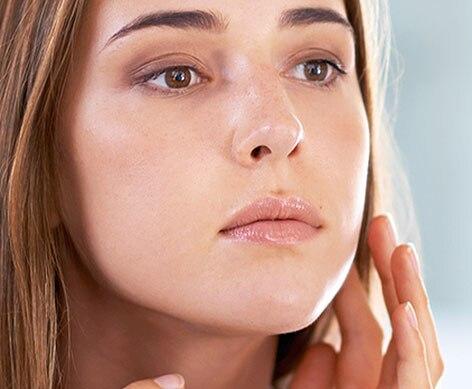 Piel acnéica