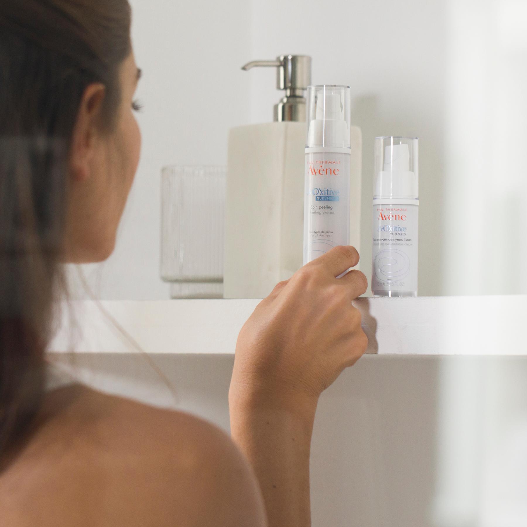 Contaminación - mujer 30
