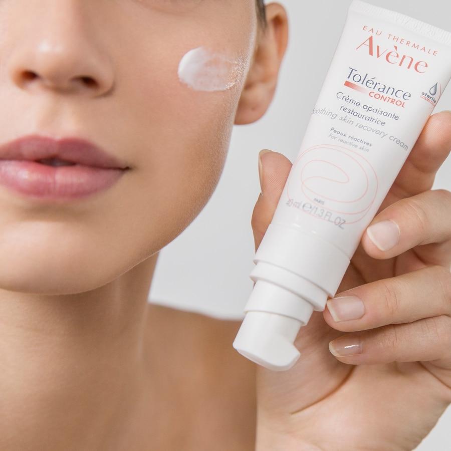 ¿Cómo hidratar una piel intolerante?