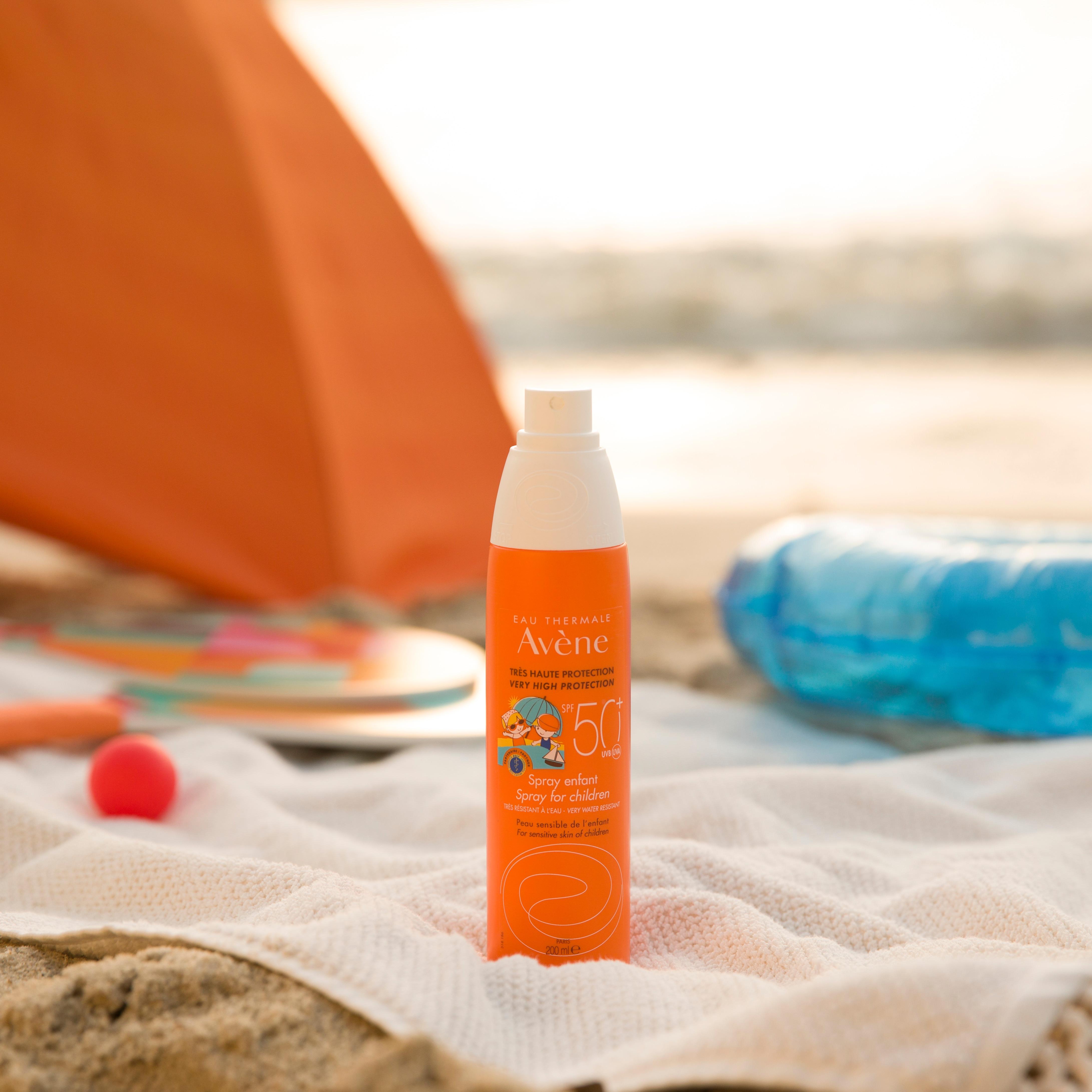 Spray 50+ Niños