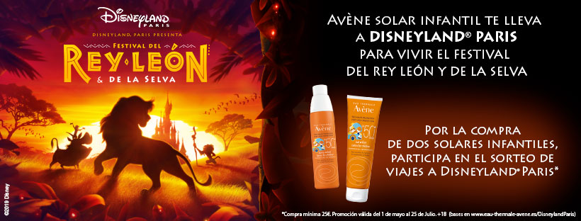 sorteo DisneyLand Paris