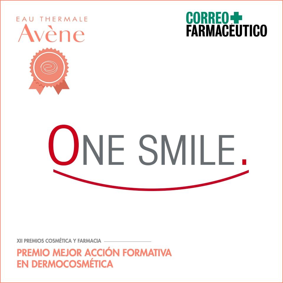 Avène - Premios Correo Farmacéutico _ One Smile