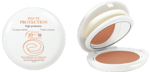 Compacto solar coloreado Spf 50