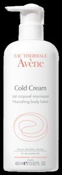 Leche corporal nutritiva al Cold Cream