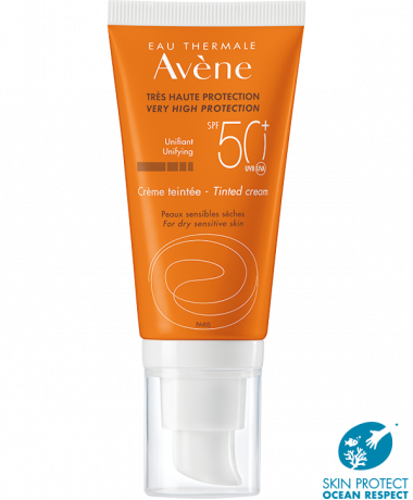 Crema Coloreada SPF 50+