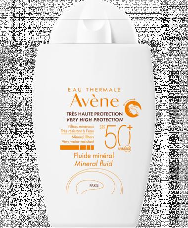 Fluido mineral SPF 50+ Avène