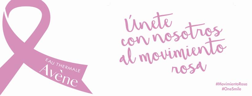 One Smile_Únete con nosotros al movimiento rosa
