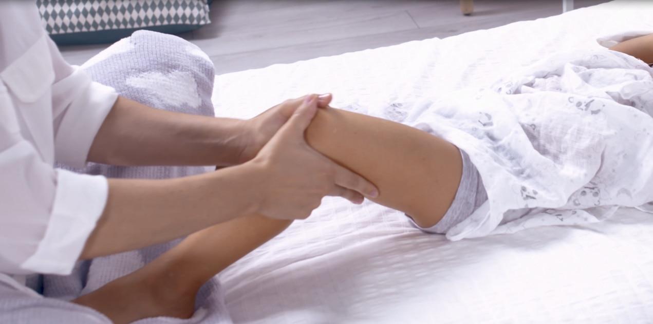 Tutorial masaje Xeracalm Avène