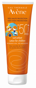 Very high protection Lotion for children SPF 50+