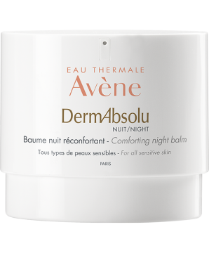 DermAbsolu Comforting night balm