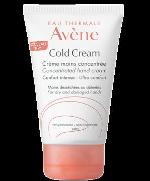 Cold cream käsivoide kuivalle ja erittäin kuivalle iholle