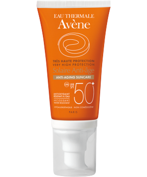 Very High Protection Anti-aging sun care SPF 50+