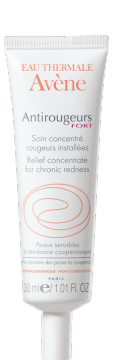Fort relief concentrate for chronic redness