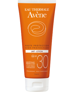 High protection lotion SPF 30
