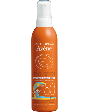 Very high protection spray for children SPF 50+