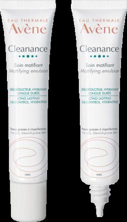 Cleanance Mattifying emulsion