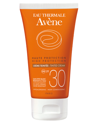 High protection Tinted cream SPF 30