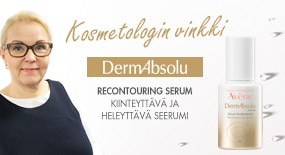 Kosmetologin vinkki DermAbsolu Serum