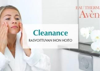 Rasvoittuvan ihon hoito