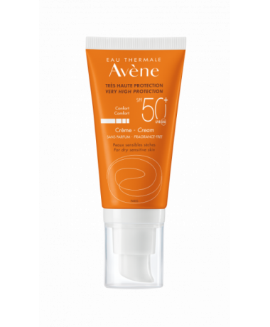 Very high protection cream SPF 50+