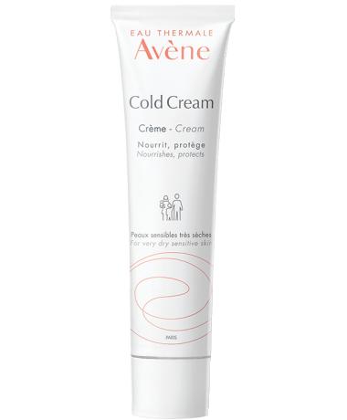 Cold cream voide kuivalle ja erittäin kuivalle iholle