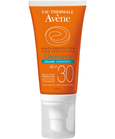 High protection Cleanance sunscreen SPF 30