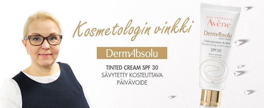 Kosmetologin vinkki DermAbsolu Tinted Cream SPF 30