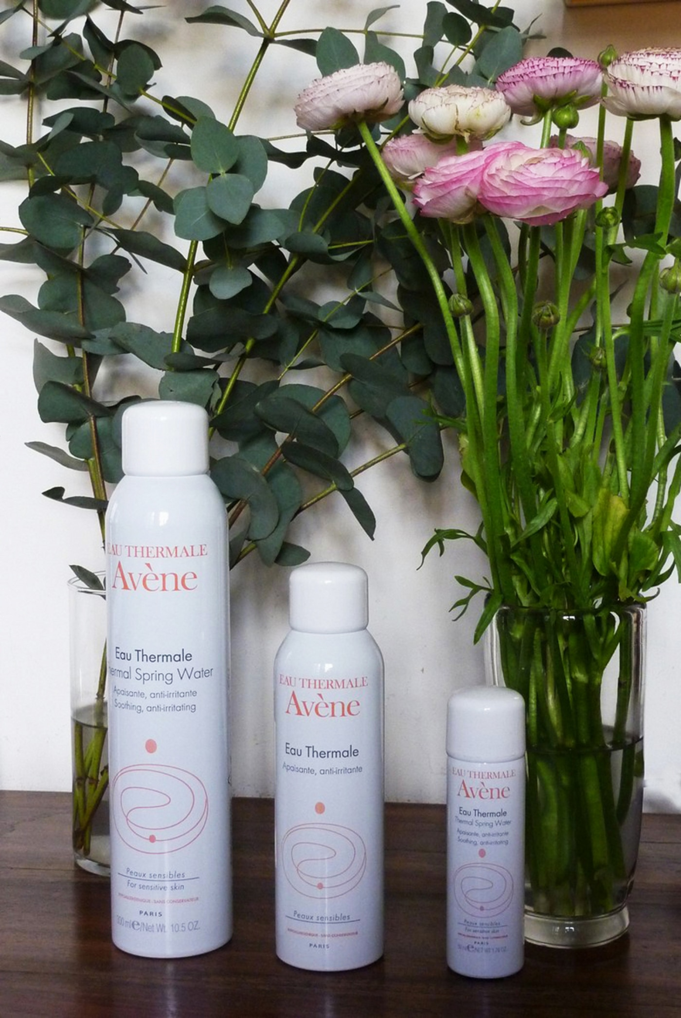 spray eau thermale avene